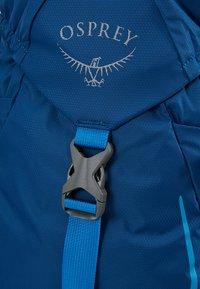 Osprey - HIKELITE - Hiking rucksack - bacca blue - 9
