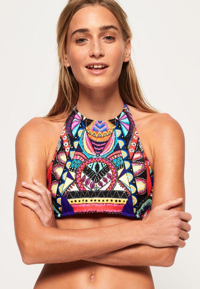 Women ETHNO-PRINT  - Bikini top