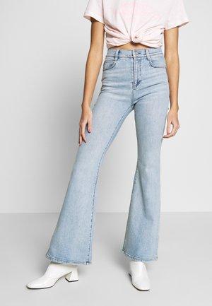 SPECIAL - Široké džíny - light blue