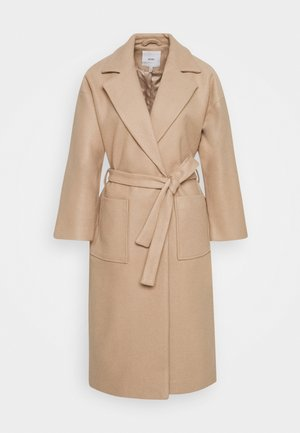 JANNET  - Classic coat - natural