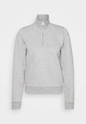 GASPARD - Zip-up hoodie - grau