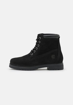 HANNOVER HILL BOOT WP - Lace-up ankle boots - black
