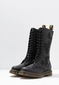 Dr. Martens - 1914 VONDA MONO - Lace-up boots - black - 4