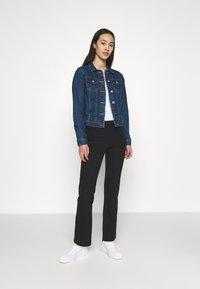 ONLY - ONLWONDER LIFE JACKET - Denim jacket - medium blue denim - 1