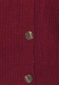 Vero Moda - VMLEA  - Cardigan - cabernet - 2