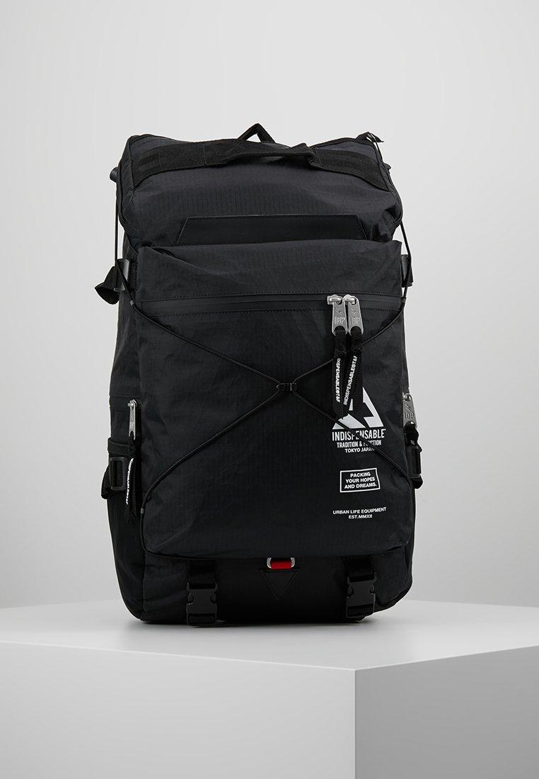 Indispensable - BACKPACK BUSTLE  - Sac à dos - black