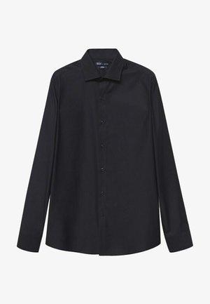 EMERITOL SLIM FIT  - Formal shirt - black