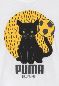 Puma - ANIMALS TEE - T-shirt imprimé - white - 3