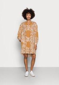 Marc O'Polo - DRESS SUMMER - Day dress - multi - 0