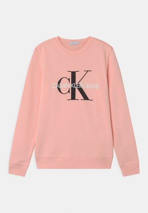 MONOGRAM LOGO UNISEX - Sweater - pink