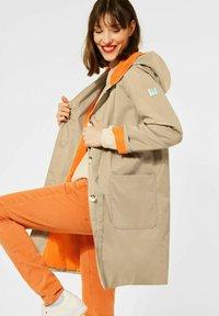 Street One - Winter coat - braun - 1