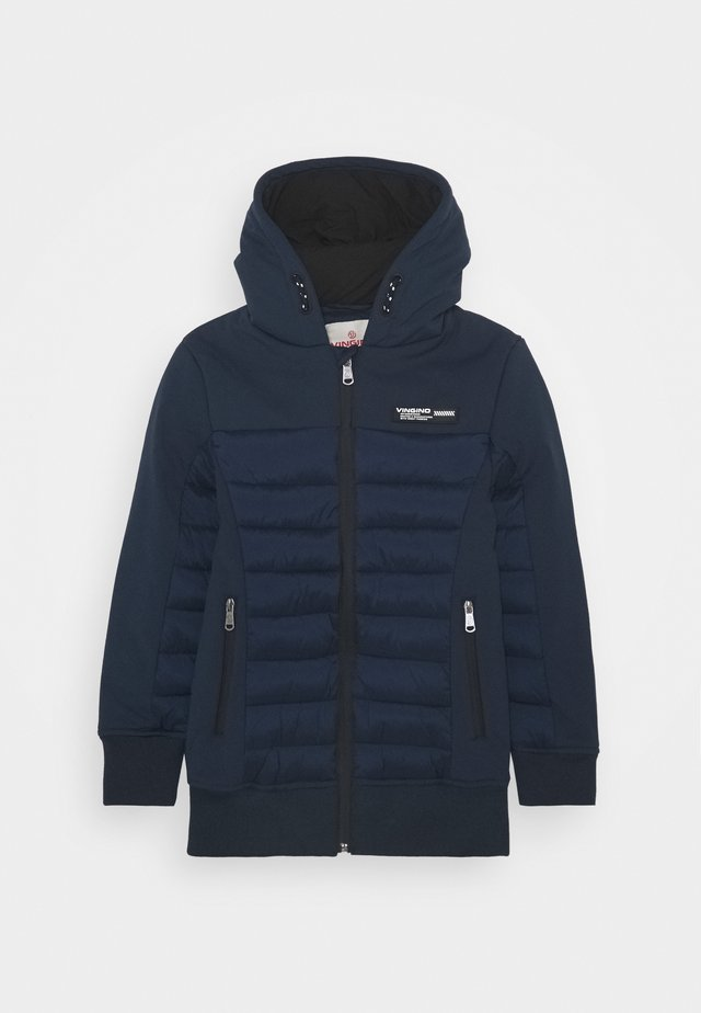 TEVIS - Winter jacket - midnight blue