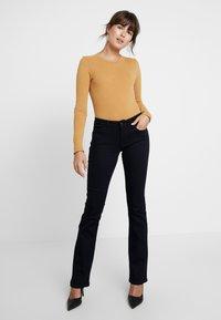 American Vintage - GAMIPY - Long sleeved top - miel vintage - 1