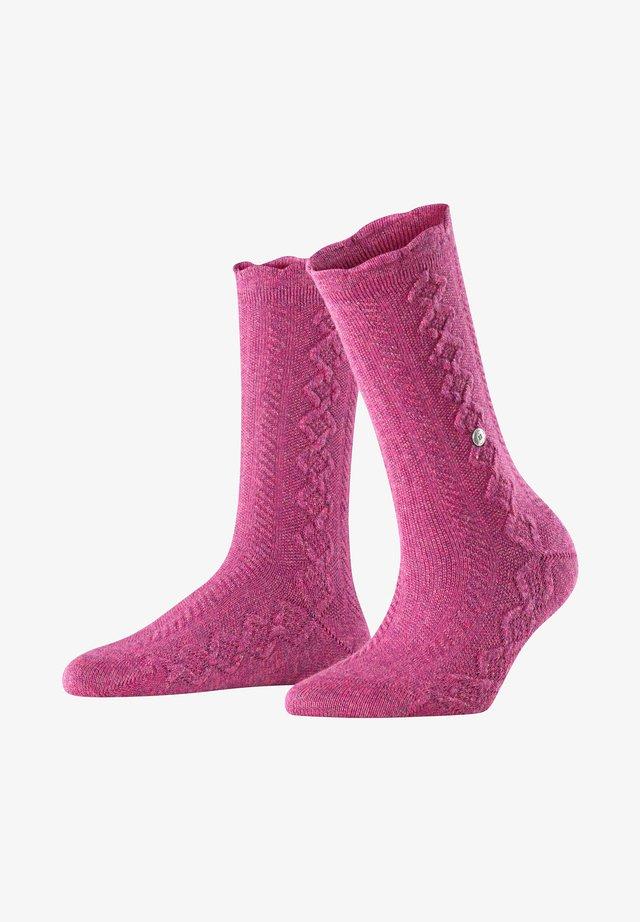 Socks - crocus