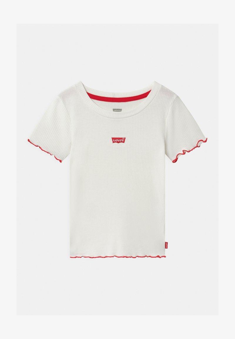Levi's® - UNISEX - Camiseta estampada - white