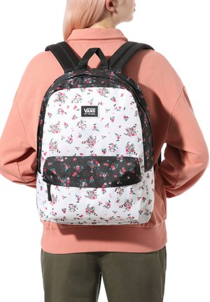 REALM CLASSIC - Rucksack - beauty floral patchwork