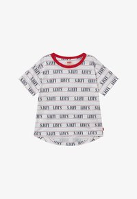 Levi's® - RINGER TEE - T-Shirt print - white - 2