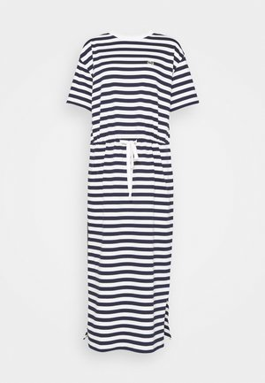 Robe en jersey - navy blue/flour