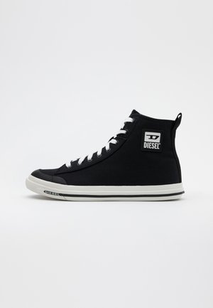 ASTICO S-ASTICO MID CUT  - Sneakers high - black