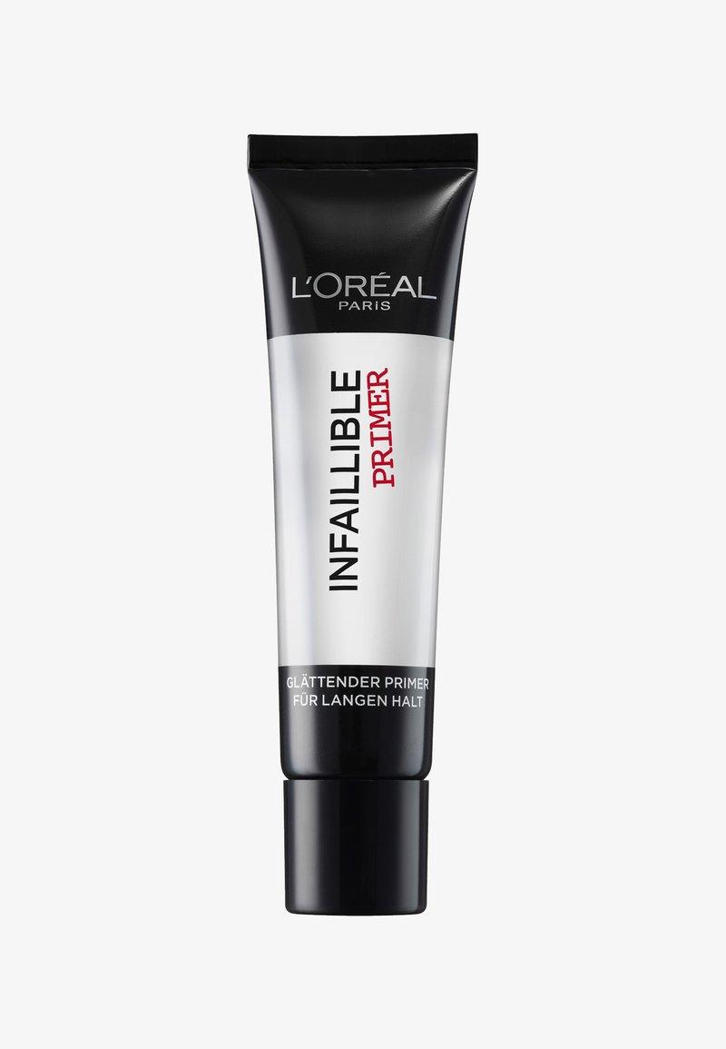 L'Oréal Paris - INFAILLIBLE MATTIFYING PRIMER - Primer - -