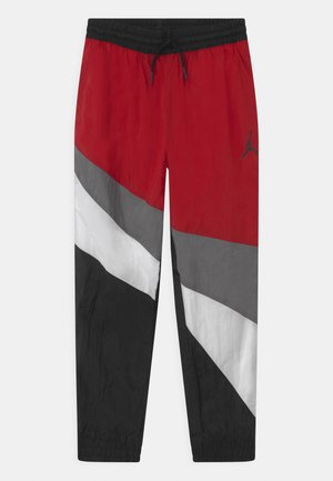 JUMPMAN WAVE WIND - Tracksuit bottoms - gym red