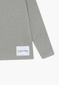 Calvin Klein Underwear - TEE - Long sleeved top - grey - 3
