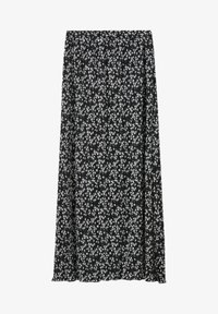 PULL&BEAR - A-line skirt - black - 5