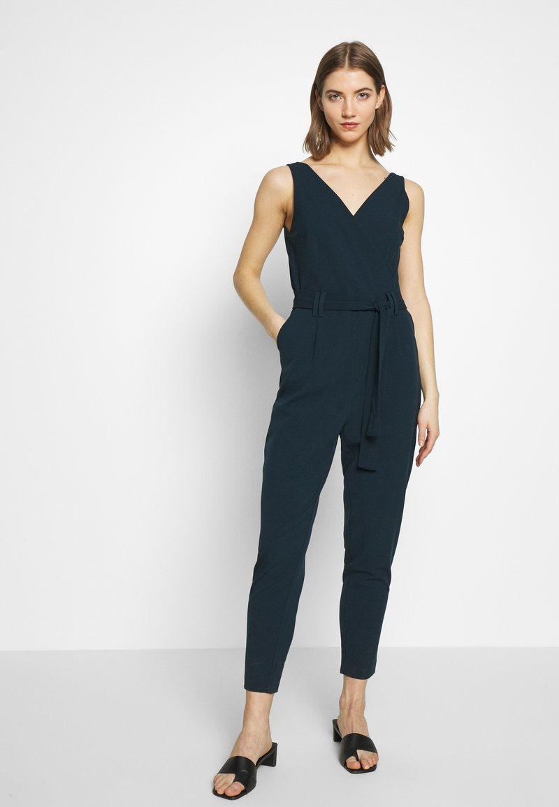 YAS - YASCLADY SPRING - Jumpsuit - carbon