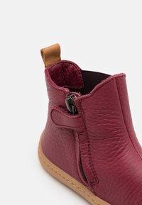 Froddo - BAREFOOT CHELYS UNISEX - Classic ankle boots - bordeaux - 5
