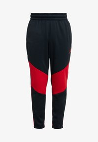 Jordan - ALPHA THERMA PANT - Træningsbukser - black/gym red - 3