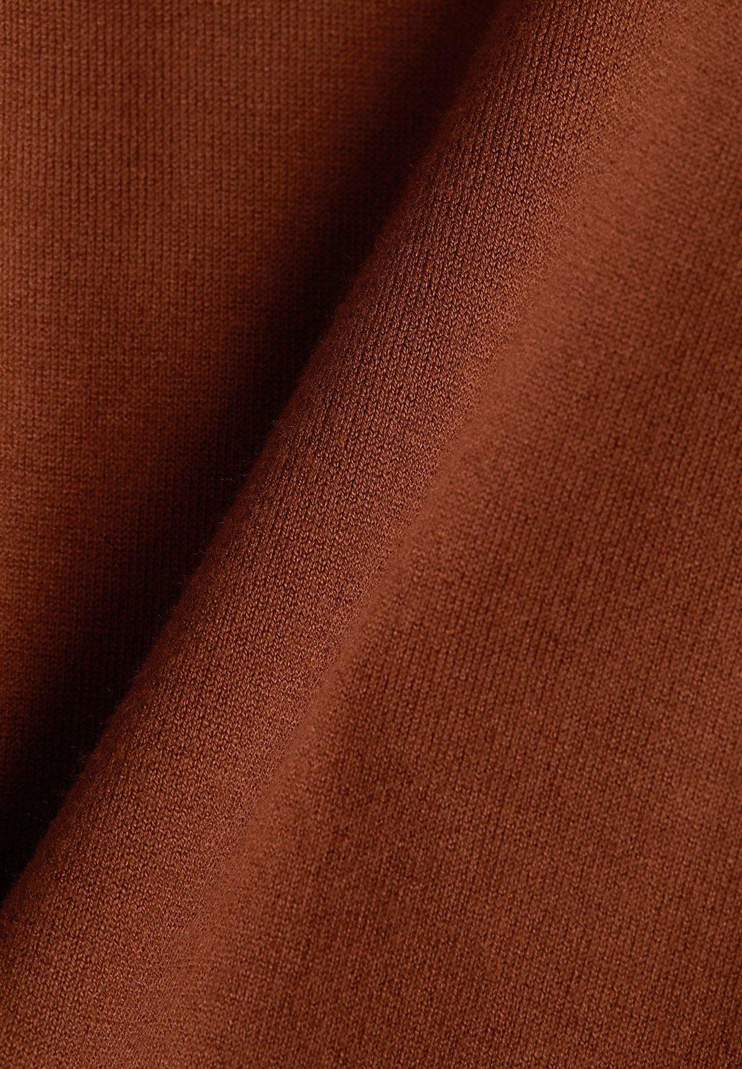 Esprit Collection Strikkegenser - Toffee/brun