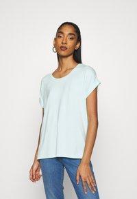 ONLY - ONLMOSTER ONECK - Basic T-shirt - honeydew - 0