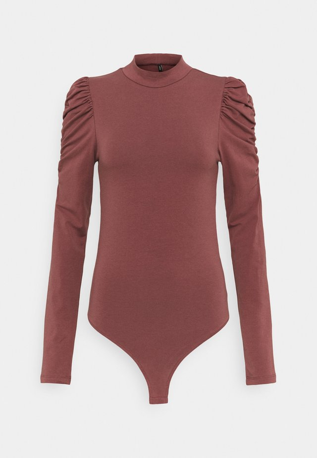 ONLZAYLA PUFF BODY  - Langarmshirt - rose brown