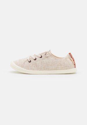 BAYSHORE - Sneaker low - tan/gold