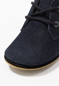 Pinocchio - First shoes - blue - 2