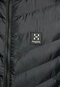 Haglöfs - SÄRNA MIMIC HOOD - Winter jacket - true black - 5