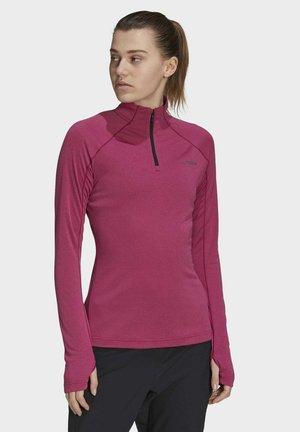 T-shirt sportiva - pink