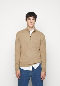 Hackett London - Jumper - mushroom - 0