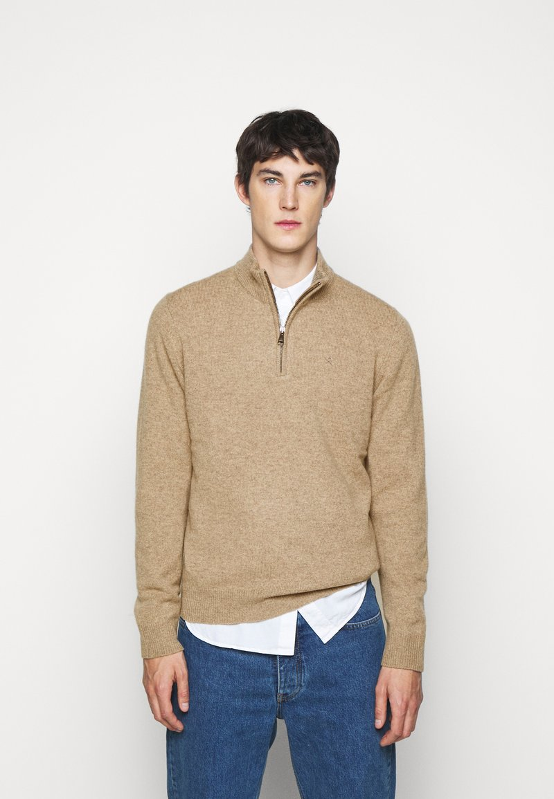 Hackett London - Jumper - mushroom