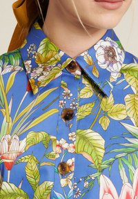 Luisa Spagnoli - Robe chemise - var blu - 3