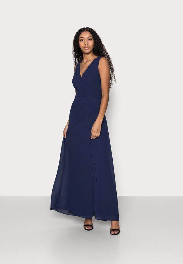 REEVIRA - Robe longue - navy