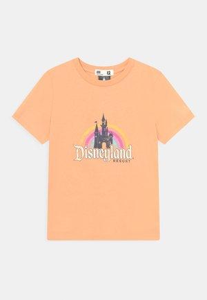 TEEN GIRLS LICENSE CLASSIC TEE DISNEY - Print T-shirt - peachy
