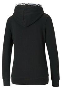 Puma - Zip-up hoodie - puma black - 4