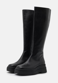 Vagabond - CARLA - Platform boots - black - 2