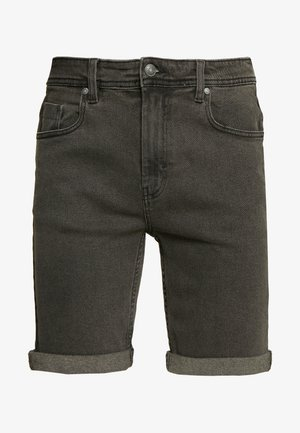 MR ORANGE - Jeansshorts - grey