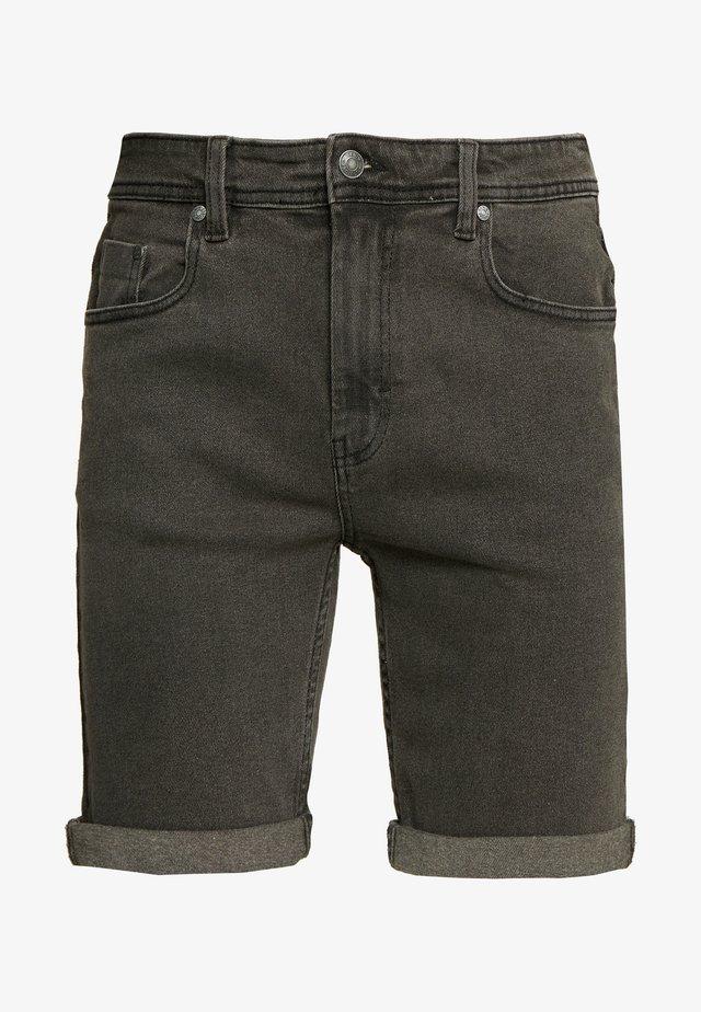 MR. ORANGE - Shorts di jeans - grey