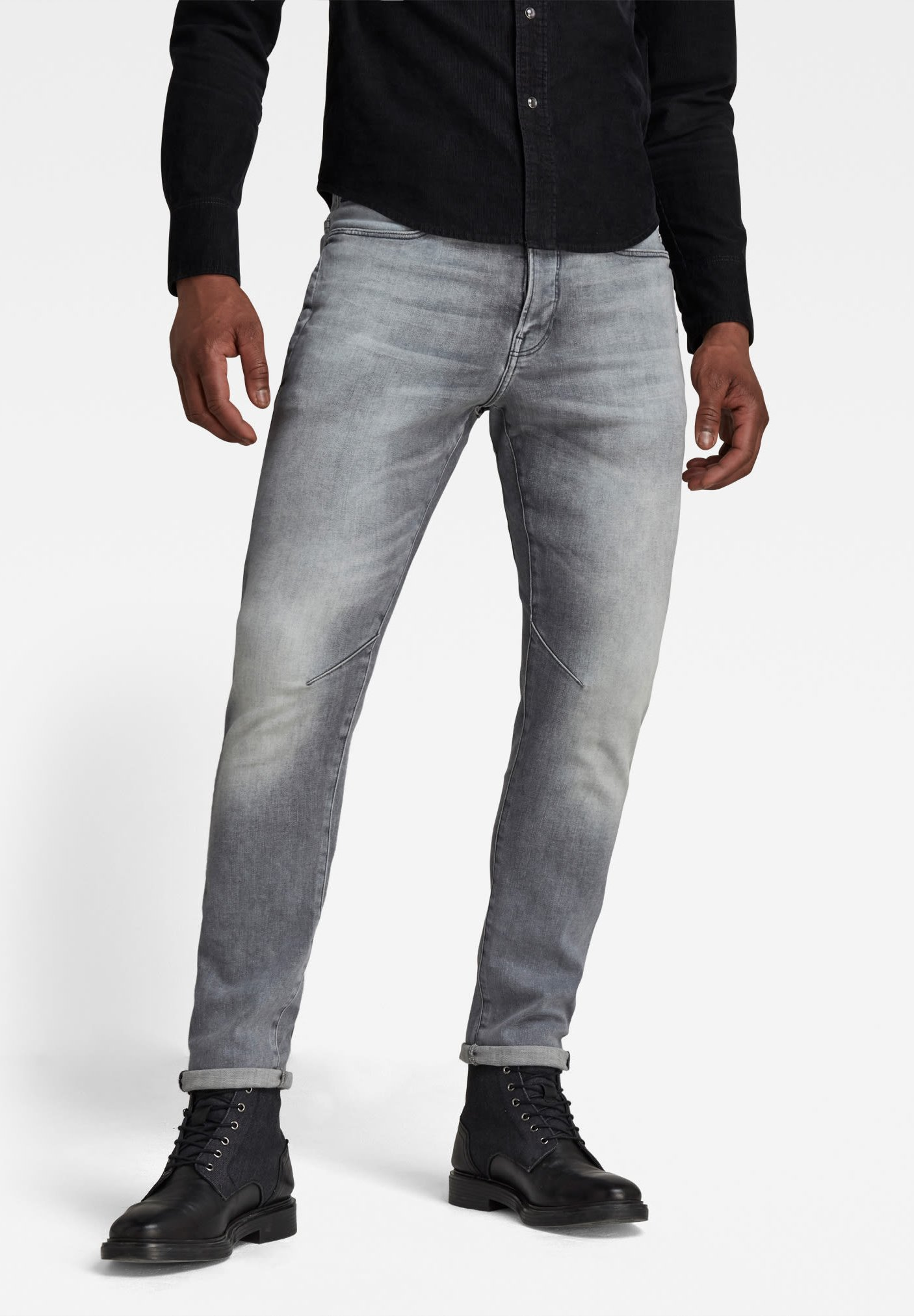 Uomo D-STAQ 3D SLIM - Pantaloni