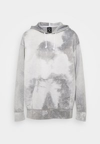 Nike Performance - HOODIE - Langærmede T-shirts - black/white - 4