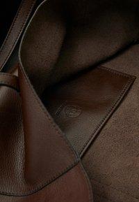 Massimo Dutti - Torba na zakupy - brown - 4