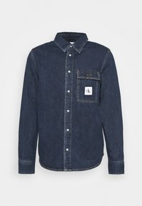 Calvin Klein Jeans - SKATE  - Shirt - denim medium - 4